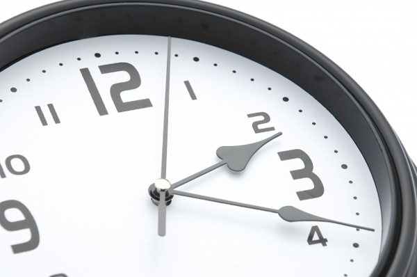 Google Analyticsの更新時間