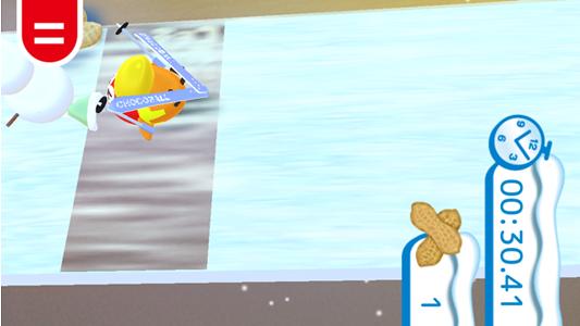 キョロちゃんARゲーム画面03