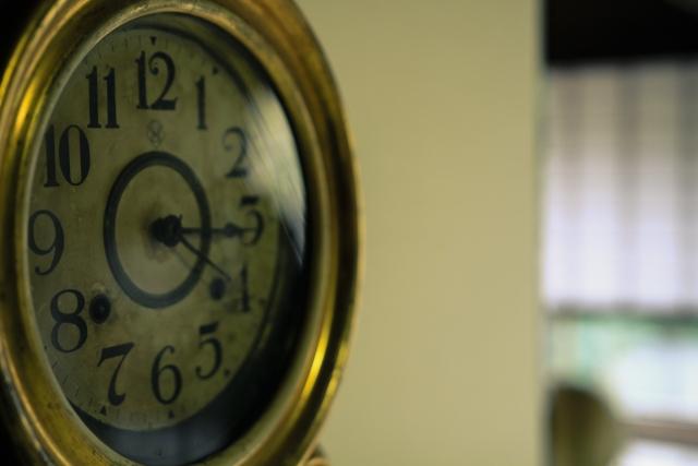 イメージ「古時計」