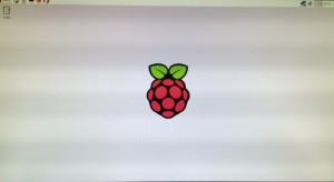 RASPBIANデスクトップ画面