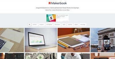Maker book キャプチャ