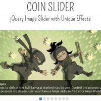 Coin Slider画面キャプチャ