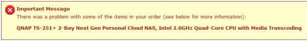 海外Amazonで購入不可の場合に出るメッセージ