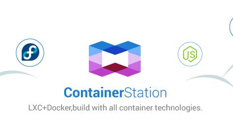 QNAP NAS Container Station 初期画面でフォルダが表示されない