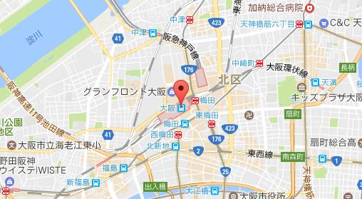 Google Maps API マーカーの使い方01