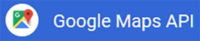 Google Maps API ロゴイメージ