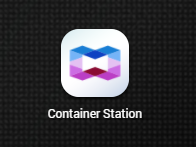 QNAP Container Station アイコン