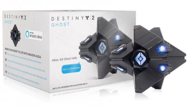 Destiny2 Ghost Alexa Device