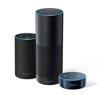 Amazon Echo (Amazon Alexa)