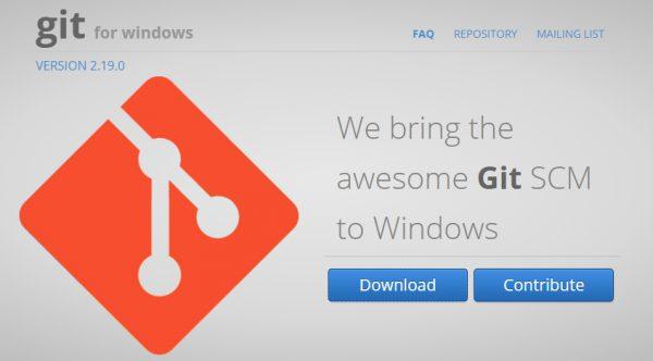 Git for Windowsキャプチャ