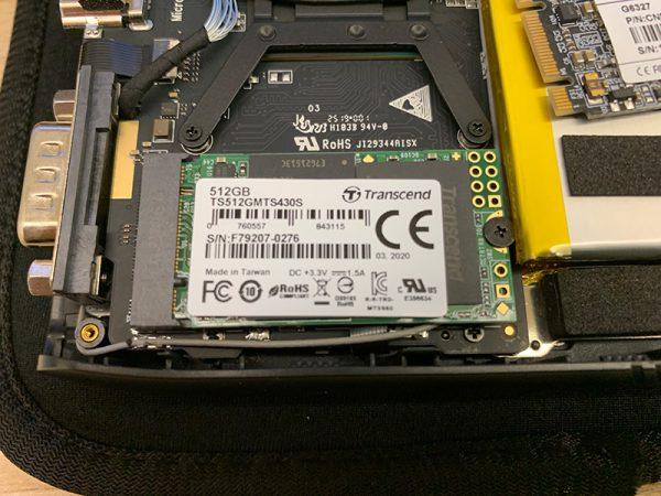 GPD MicroPCを分解する19