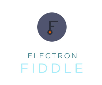 Electron Fiddle Logo