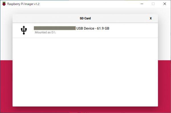 Raspberry Pi Imager 04