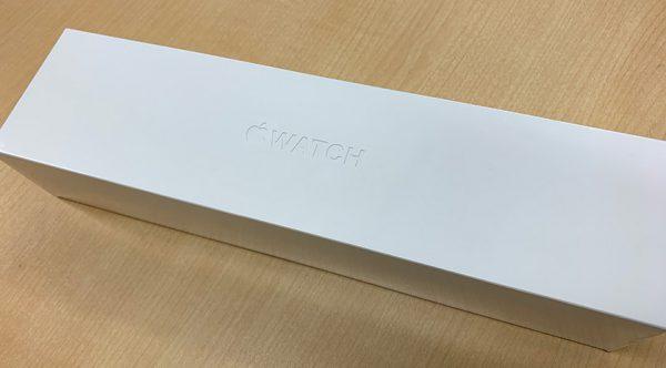 Apple Watch Series 5を買ってみた!