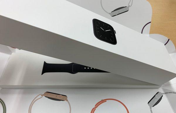 Apple Watch Series 5 開封式09