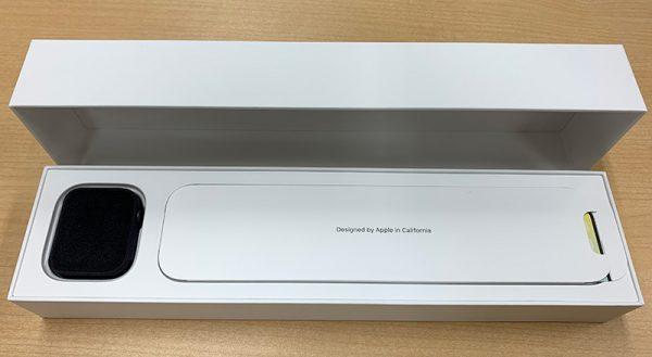Apple Watch Series 5 開封式11