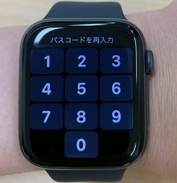 Apple Watch Series 5 開封式31