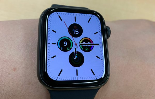 Apple Watch Series 5 開封式36